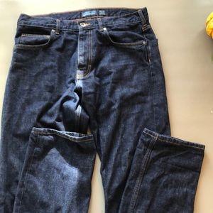 Patagonia men's 33 straight leg jeans